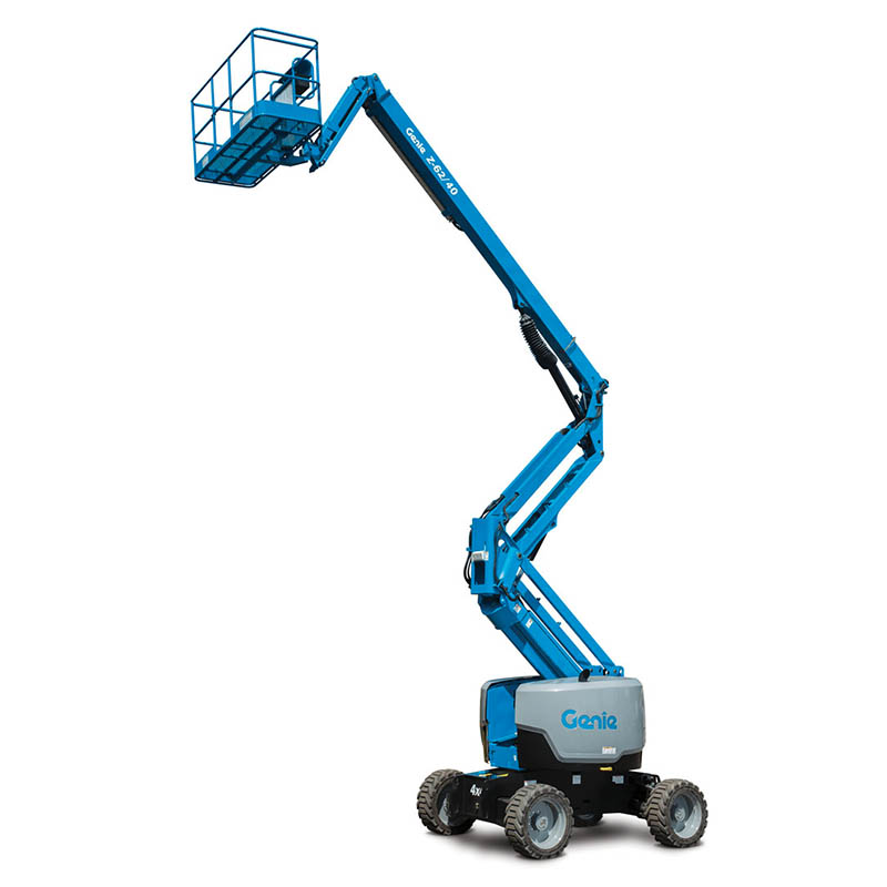 Genie Access Platform - Engine powered articulating boom lift