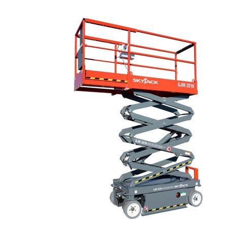 SkyJack Scissor Lift