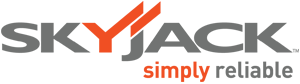Skyjack access platform logo