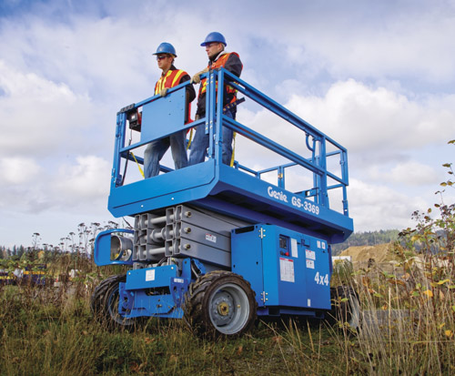 Genie Access Equipment - Scissor Lift